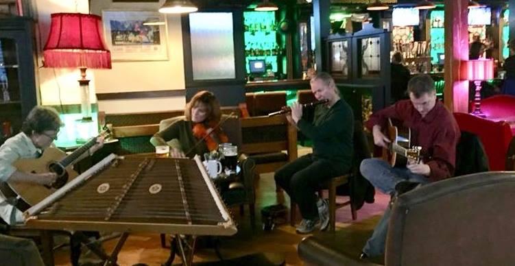 Happy Hour at Talnua Distillery - Irish Network Colorado