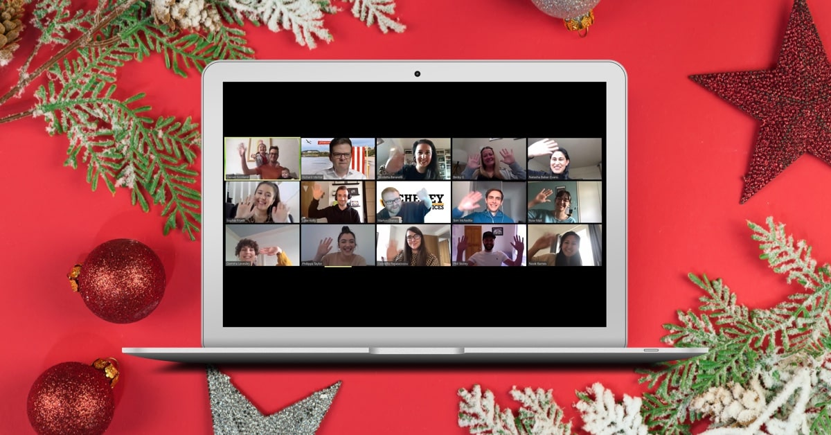 2020 Virtual Christmas Ceiliúradh - Irish Network Colorado