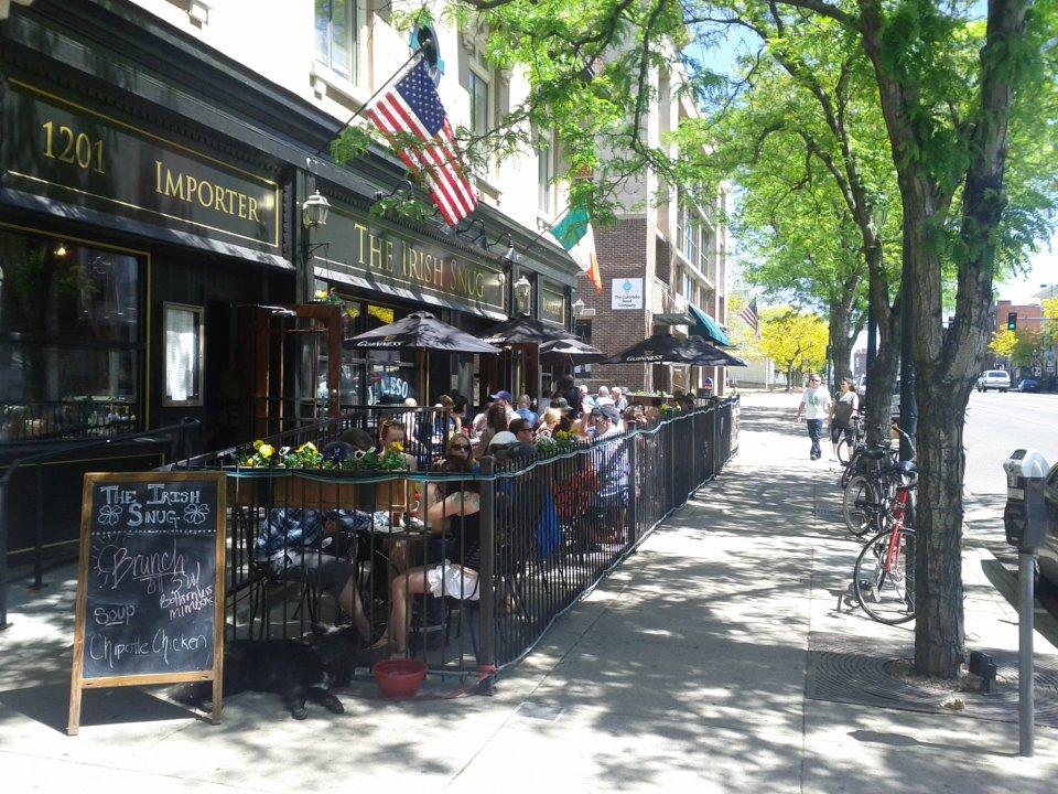 Happy Hour and Tax Talk - Irish Network Colorado at the Irish Snug