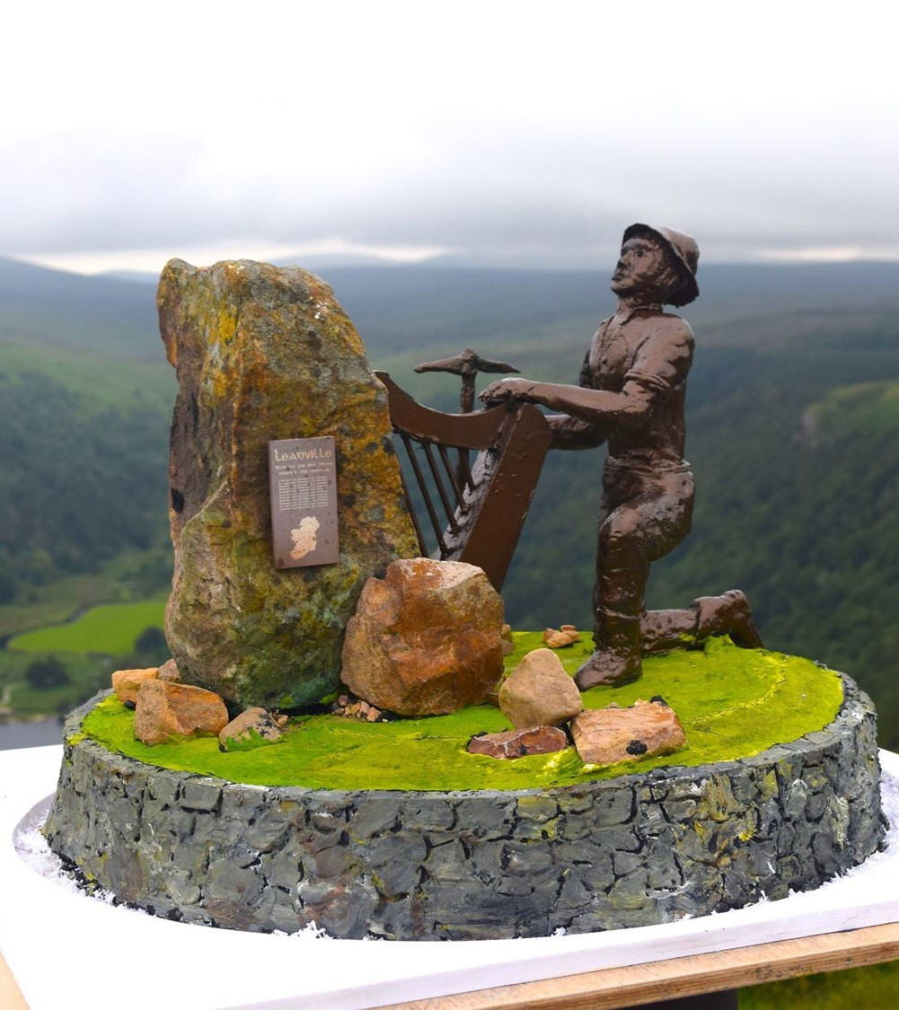 Designers Selected for Leadville Irish Miners' Memorial