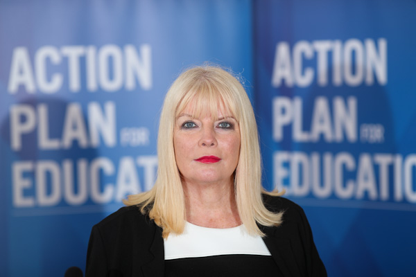 Welcome Irish Minister for High Education, Mary Mitchell O'Connor - Irish Network Colorado